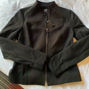 COPY - Limited black fitted jacket